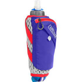 CamelBak Ultra Handheld Chill, deep amethyst/fiery coral